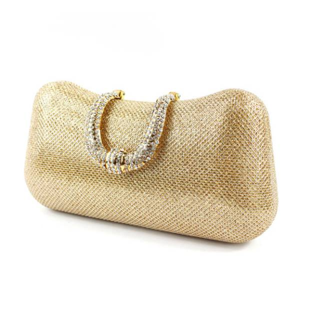 Sparkling Glitter Chain Wallets & Accessories With Crystal/Rhinestone
