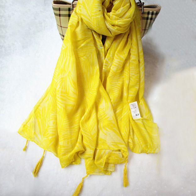 Cotton Daily Outdoor Scarves