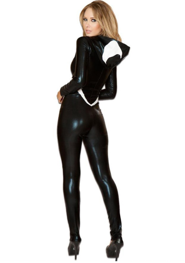 Polyester Female Sexy Costumes