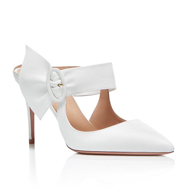 Women's PU With Buckle Heels Fashion Shoes
