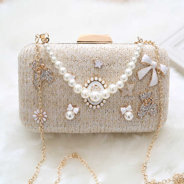 Amazing Polyester Clutches