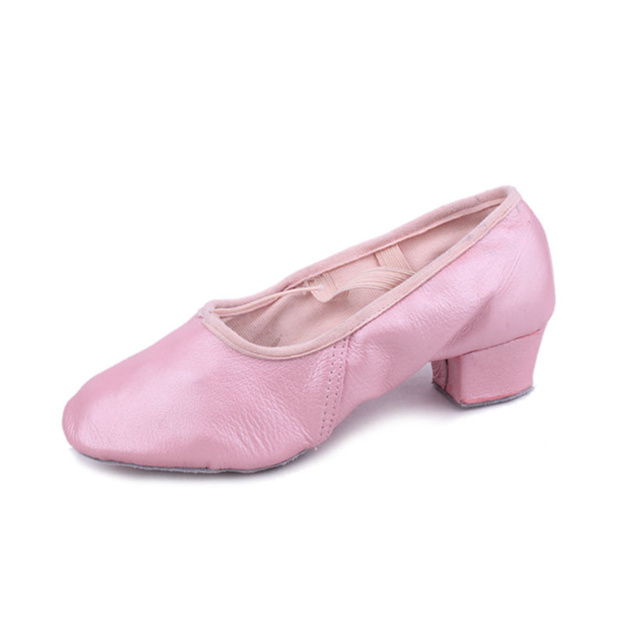 Women's PU Close Toe Dance Shoes