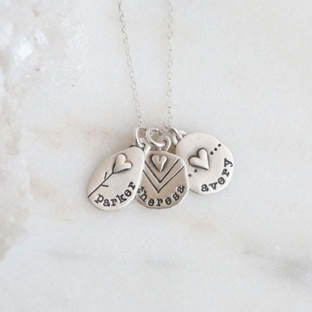 Jumble of Love Necklace Necklaces